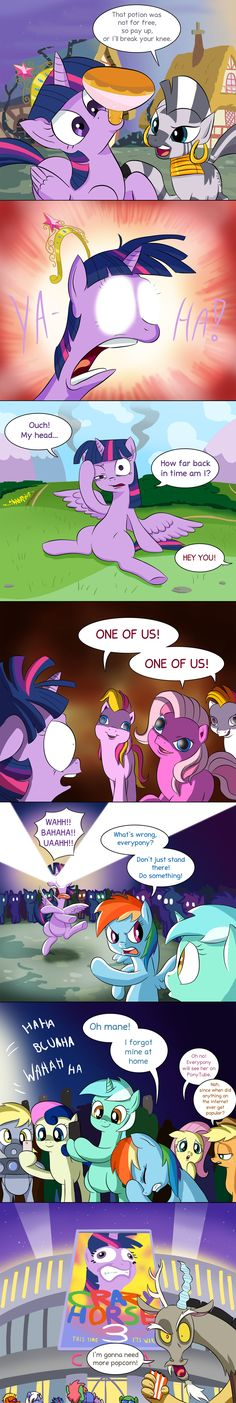 if i were twily i would be very weirded out!