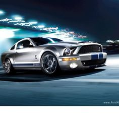 Mustang GT 500 KR
