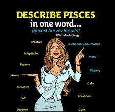 Pisces Traits, Zodiac Signs Capricorn, Zodiac Sign Traits, Zodiac Signs Astrology, Zodiac Star Signs, Zodiac Horoscope, Zodiac Facts, August Horoscope, Pisces Personality