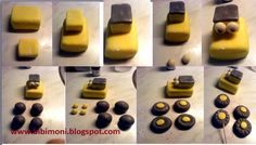 tractor step by step part n°1