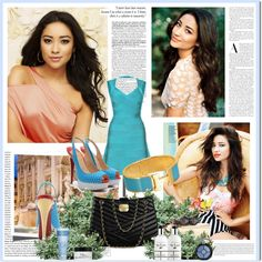 """""""Shay Mitchell Fashion Styles"""" by shoeswithredsoles on Polyvore"""