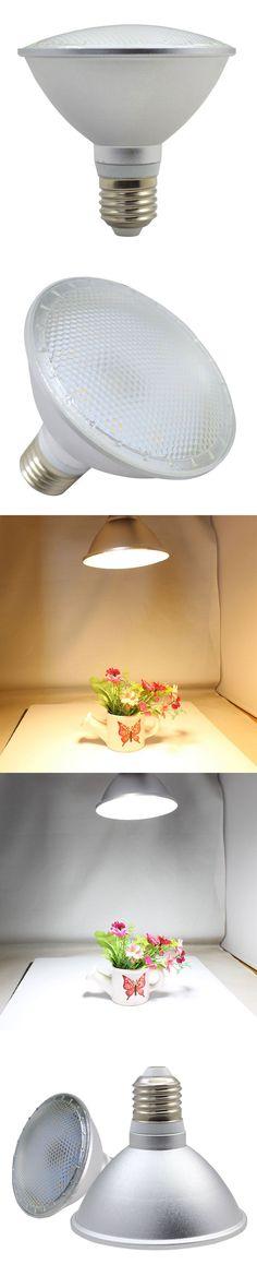LED Light Bulb E27 15W PAR38 Waterproof IP65 Spotlight Bulb Lamp Chandelier Lighting AC220V 110V 120V Outdoor Par 38 led