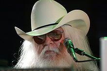 LEON RUSSELL   Sometime in the 80's - Some kind of cow pasture in Montgomery - That's all I know!; 2/22/11-Saenger Theatre - Mobile