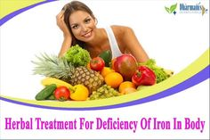 You can find more herbal treatment for deficiency of iron at   http://www.dharmanis.com/iron-supplement.htm  Dear friend, in this video we are going to discuss about the herbal treatment for deficiency of iron. Feroplex capsule is the best effective herbal treatment for iron deficiency which supplies essential nutrient to the body.  Herbal Treatment For Deficiency Of Iron
