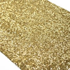 Sequin Table Runner - Gold [403958] : Wholesale Wedding Supplies, Discount Wedding Favors, Party Favors, and Bulk Event Supplies