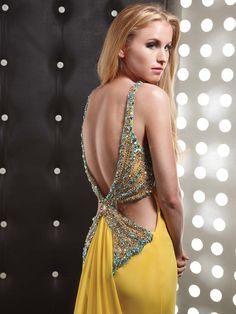Backless Prom Dress Backless Prom Dresses i love the back