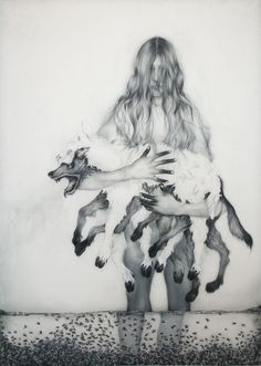 Wolf in Sheep's Clothing II, Anthony Goicolea