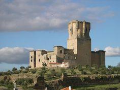 Castillo de Belalcázar o de Gahete (autor: Pepe Nogales) castillo de los Gafiq
