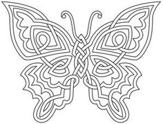 40 ideas embroidery designs by hand urban threads coloring pages Paper Embroidery, Hand Embroidery Designs, Embroidery Patterns, Zentangle Patterns, Celtic Quilt, Celtic Symbols, Celtic Art, Celtic Knots, Celtic Dragon