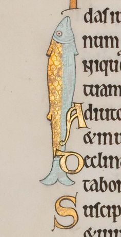 The Hunterian Psalter: Text of the Psalms. | by University of Glasgow Library