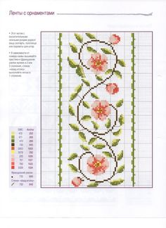 584 Best Cross Stitch Borders & Corners images in 2019