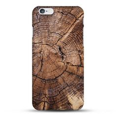 Wood Pattern Phone Case For iPhone 6