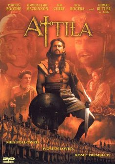 Attila The Hun Film. A romanced story of Attila the Hun, from when he lost his parents in childhood until his death. Attila is disclosed as a great leader, strategist and lover and the movie shows his respect . Gerard Butler, Rent Movies, Movies Online, Movies Showing, Movies And Tv Shows, Attila The Hun, Tommy Flanagan, Scottish Actors, Period Movies