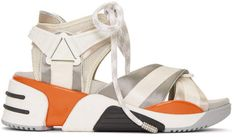 2ab374509a7ad2 Marc Jacobs - Off-White Somewhere Sport Sandals