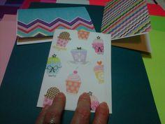 Handmade notecards.