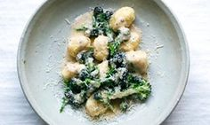 Nigel Slater's gnudi with broccoli, and minced lamb butternut recipes | Life and style | The Guardian
