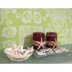 More Decoration : http://www.kadinika.com #kokulutas #kokulutaş #denizkabuğu #kokulu#hediye#mum#dekoratif #decoration #dekor #doğum #düğün #bebek #bebeğim #babyshower #evhediyesi#seashells #candle#nişan #nikah #nikahsekeri