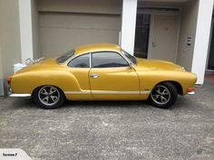 Volkswagen Karmann Ghia 1971 | Trade Me