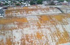 Foto: Laboratorio Roemmers - Cno. Maldonado 5634 - Reparación de techo con espuma de poliuretano e impermeabilización más de 1500 m2