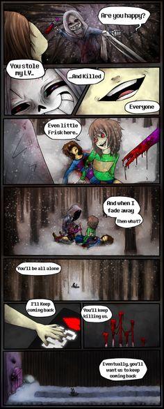 DustTale Comic Page 9 by Jesuka on DeviantArt