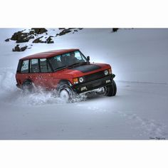 """""""Range rover classic Vogue offroad From Fan. #RangeRover #vogue…"""