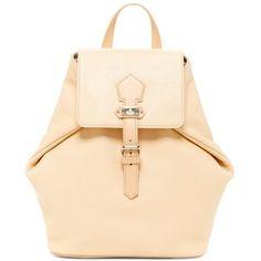 Vivienne Westwood Leather Backpack