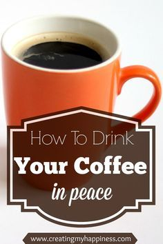 Need a few minutes to drink your coffee in peace? Check out these activities to occupy your little one so you can have some time to yourself.