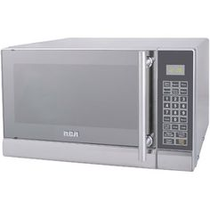 RCA 0.7-cu ft Microwave, Stainless Steel $45, free shipping