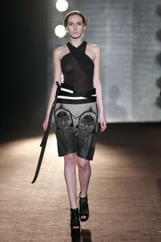 #SIMONGAO SS 2014 COLLECTION #designer #dark #top #fashion #vogue #trend #design #shoes #chic avant-garde #brand #black #silk #show #wear #beauty #gold #accesory #gothic #art #culture #elf #cosmos #energy #zen #tech #embroidery     #mystery #spiffy #grey #white #leather #gradient #shorts #belt #oriental #earrings #cutting #lines