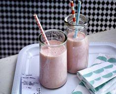 Unser beliebtes Rezept für Erdbeer-Bananen-Smoothie und mehr als 55.000 weitere kostenlose Rezepte auf LECKER.de.