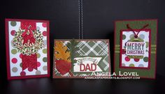 Christmas cards are always popular and Christmas in July is a good time to make a start on Christmas cards so you have plenty on hand when ...