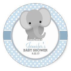 baby shower elefante niño - Buscar con Google