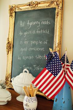 Miss Mustard Seed: Happy Fourth!