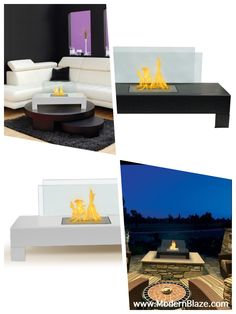eco feu paris table top ethanol fireplace white tt 00135 gw