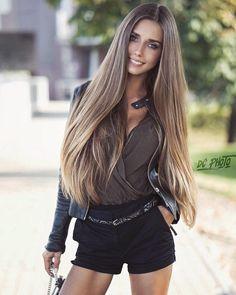 #tbt #longhair #brunette