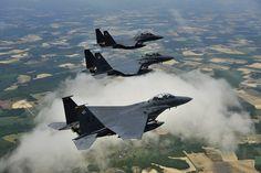 F15E Eagles