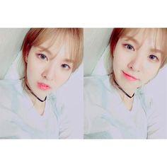 Red Velvet Wendy: Wendy Selcas/selca 2016 Park Sooyoung, Seulgi, Wendy Son, Wendy Wendy, Wendy Red Velvet, Korean Girl Groups, Pretty, Instagram Posts, Beautiful