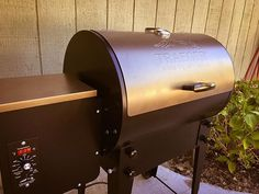 Stoked to start cooking on my new Traeger! @traegergrills Reposted Via @tysonphbc