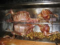 Pessimist Incarnate: Going to a Lamb Spit Braai tomorrow yummy