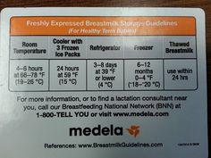 Medela Breastmilk Storage