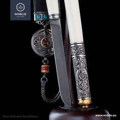 "Art knife ""The spirit of the East"" #giftformen #knivesforsale #damascussteel #accessoriesformen #customknifefactory #customknifemaker #bladeart #bladecommunity #instaknives #damascusknife #excllusivegift #customknifecollector #customknifecollection #mengift #artknives #artknife #noblie #nobliecollectibles"
