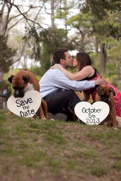 Jen & Mike – Save the Dates |