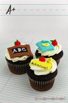 In English Hace unos días compartí una foto de unas manzanas en fondant que hice para un encargo de cupcakes. Ví que les gustó a muc...