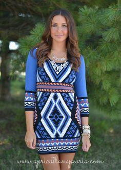 Scripture Sweater Dress, $48.00