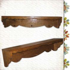 Prateleira madeira