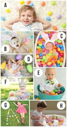 50 Tips and Ideas for Easter photos and spring photography! We've got lots of inspiration from prop ideas to what to wear for your spring family pictures. Spring Pictures, Holiday Pictures, Baby Pictures, Easter Pictures For Babies, Cute Easter Pictures, Spring Pics, Holiday Photography, Spring Photography, Photography Props