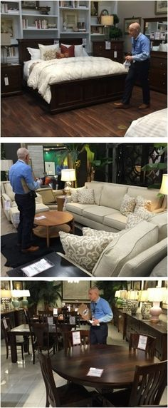 To ensure that Gallery Furniture is bringing you the best in quality furniture, our very own Mattress Mack walks through our flagship 6006 N. Freeway GF location to inspect that each furniture piece is in pristine condition, ready to be delivered to your home TODAY! | Houston TX | Gallery Furniture |
