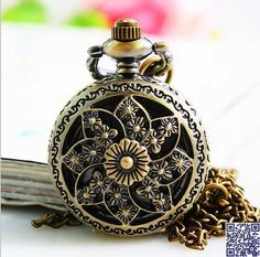 Antique pocket watch quality pocket watch pendant by DreamMore7, $4.99