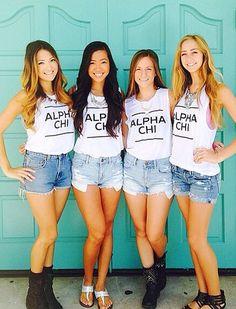 Alpha Chi // made by 224 Apparel #AXO #alphachiomega
