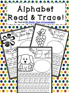 This unit was created to be used for home/school font writing practice. It include a guide for the learner as well as independent practice tracing. Great for reinforcement and letter recognition. What's included: - 26 pages of upppercase/lowercase letter practice {1 for each letter}. $ Sea of Knowledge